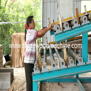 High efficiency Roller Veneer Dryer machine