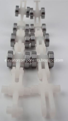 Schindler Escalator Rotary Chain 17 pair rollers