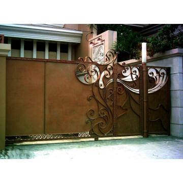 Hight Quality Craftmanship Forge Iron Gate