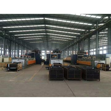Mesh Belt Tempering Furnace Continuous