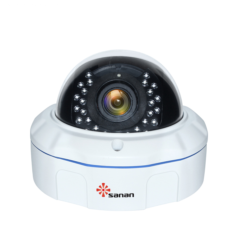 Starlight Network Dome Camera