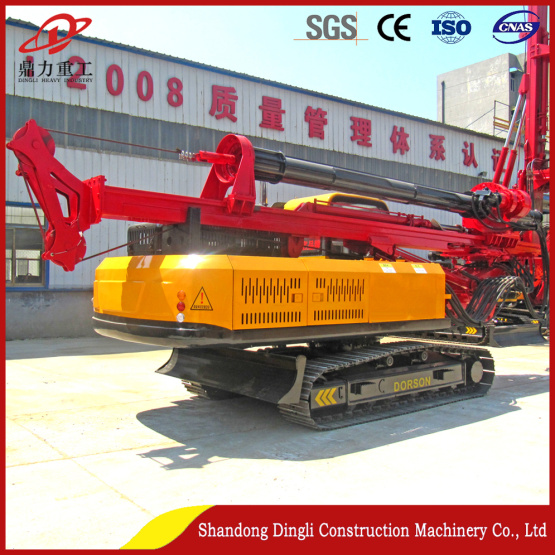 Factory direct good quality hydraulic bore pile