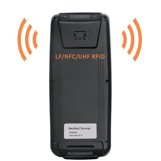GMS Android terminal barcode reader phone for supermarket