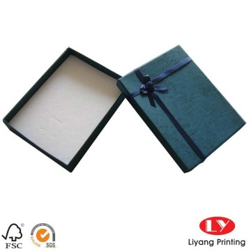 Custom Logo Lid-off Paper Gift packaging Box