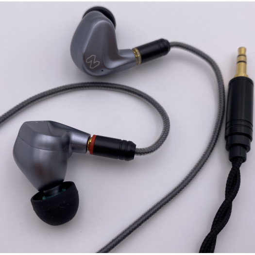 Hybrid Banlance Armature with Dynamic In-ear Earphone