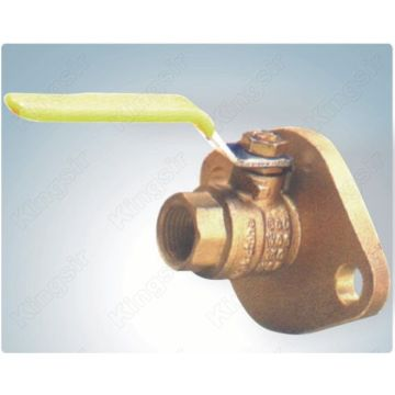 Brass Fixed Ball Valve