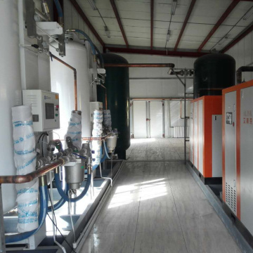 Onsite Oxygen Making and Cylinder Filling Machine