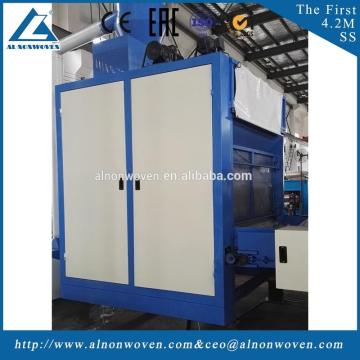 Hot selling ALGM-1600 vibrating feeder price For synthetic leather for wholesales