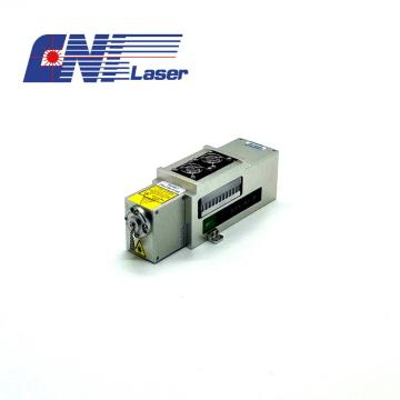 Green High Energy Q-switched Laser