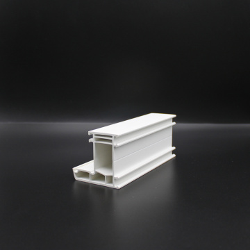 Vinyl White UV Resistance Pvc Window Profiles