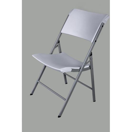 Wedding Folding Chair in White