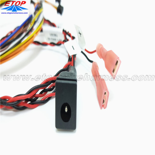 Wire Harness Assembly Manufacturing with HR Connector