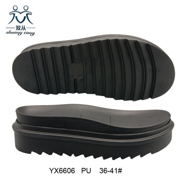 Ripple Thick Women Sandals Outsole