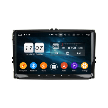 Klyde Android Bilstereo for VW universal with DSP