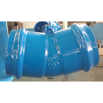 Ductile Iron Repair Clamps and Tapping Saddles