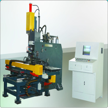 CNC Hydraulic Plate Punching Marking Machines