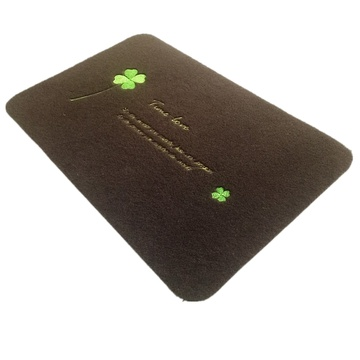 antiskid carpet antimicrobial sanitizing door mat