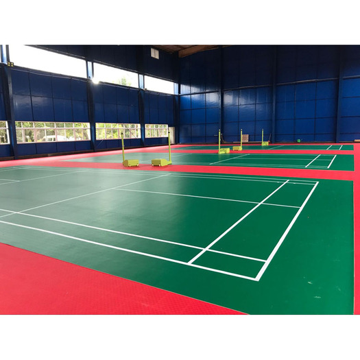 Badminton flooring sports flooring mats