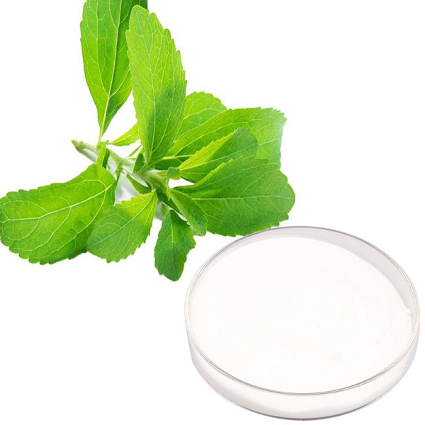 Natural grade STV 95%  stevia leaf powder