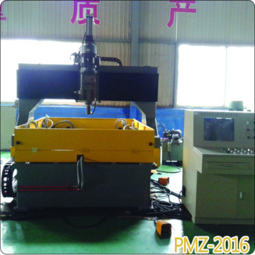 CNC plate drilling punching marking machine