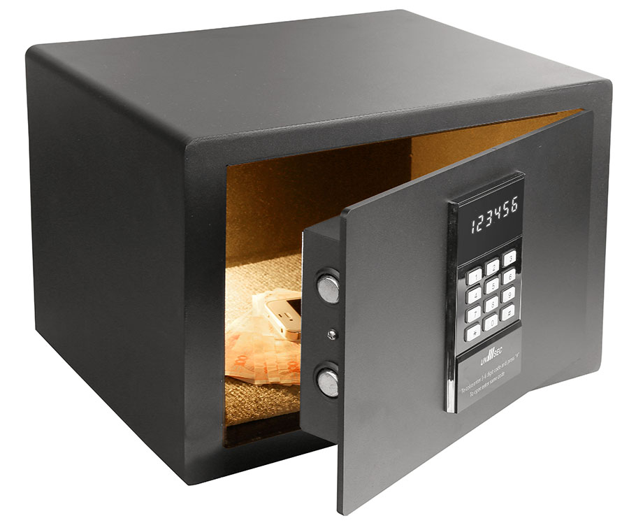 Electronic Safe with Software