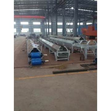 Modular Belt Conveyor for Iron Ore Dust