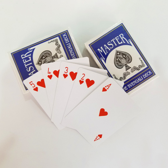 Custom Printed Playing Card Game Trading cards