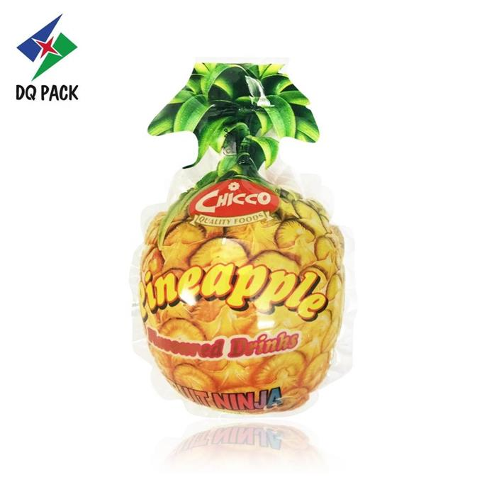 Fruit Shape Juice Pouch