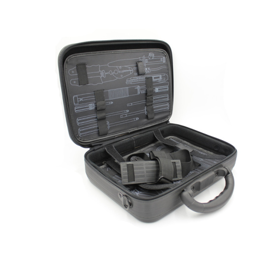 Waterproof customized hard tool case