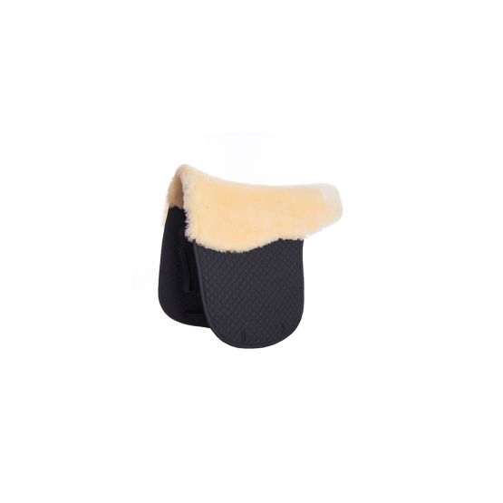 Sheepskin Saddle Pad Lambskin Saddle Cloth Hunting Pad