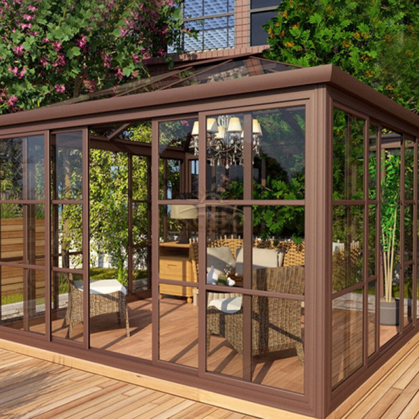 Garden Veranda Used Greenhouse Sale Glass Conservatory