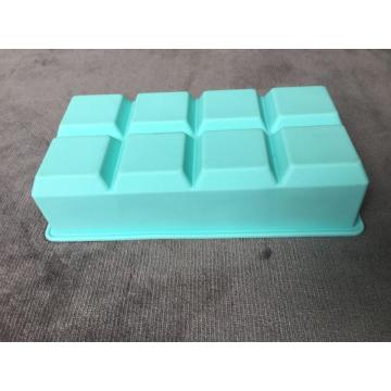 Rectangular deep silicone molds