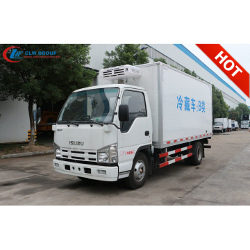 Brand New ISUZU 100P 12.5m³ Refrigerated Trucks