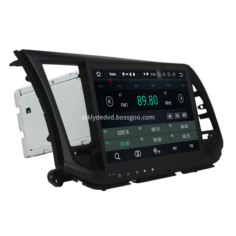 Android 8 0 Car Navigation Systems With Gps For 2016 Elantra 2