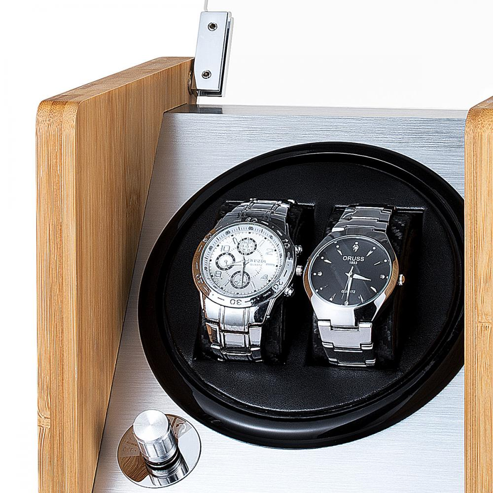 Ww 9501 Contracted Wood Watch Winder Box