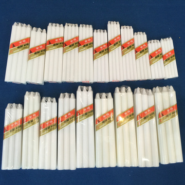 Africa Use White Stick Benin Candle Bougies Velas