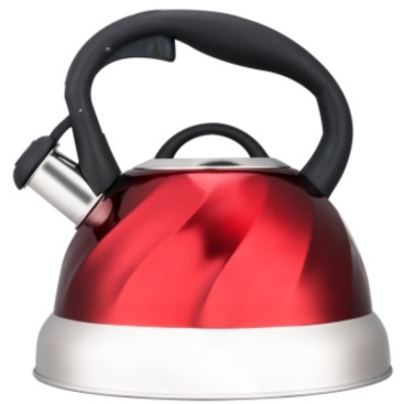 3.0L Stainless Steel color painting electric water kettle