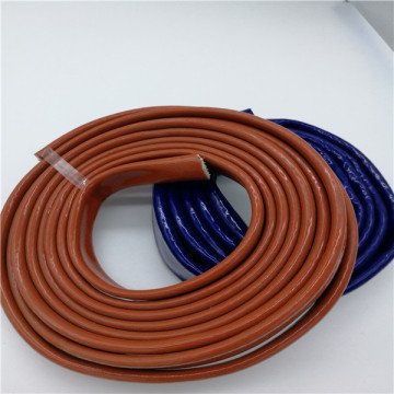 Fire Sleeve Textile Braided Oil Resistant Rubber Hose