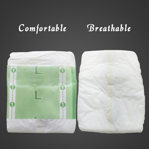 High absorbency adult diapers