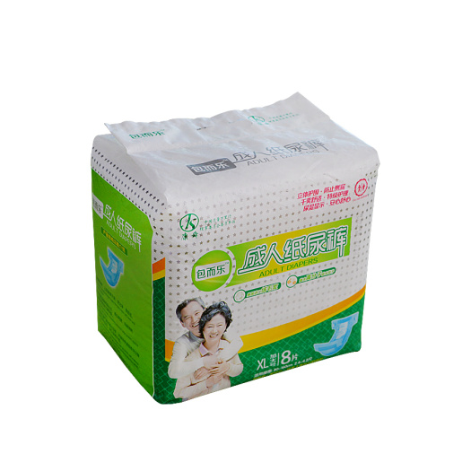 Unisex Adult Diapers with Wetness Indicator