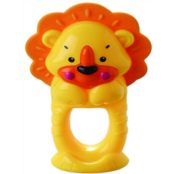 A0603 Lion shape baby bell toy