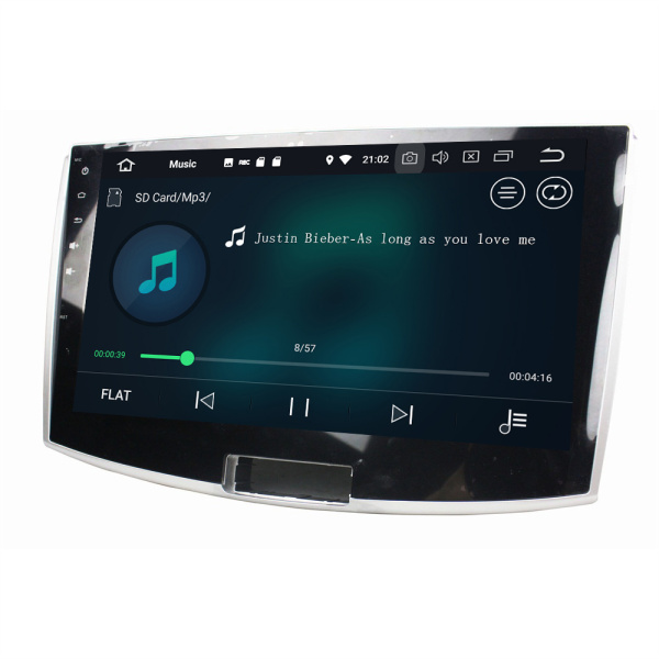 Android car stereo for Magotan 2012-2015