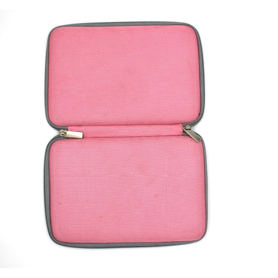 Hot selling inside pocket shockproof carrying nylon laptop case with zipper
