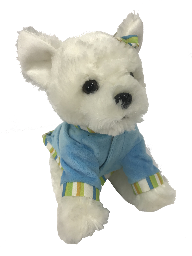 Plush Dog For Baby