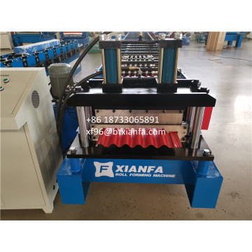 Canada Style Metal Siding Profile Forming Machine