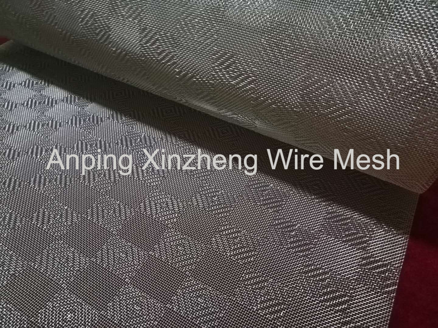 SS Twill Weave Mesh