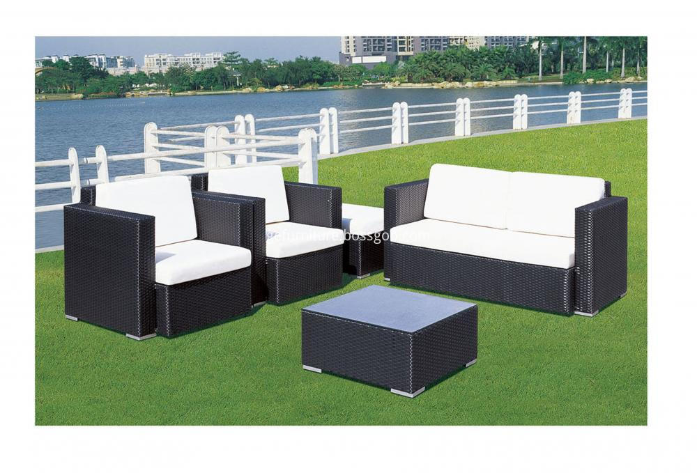 Garden Modern Plastic Outdoor Furniture