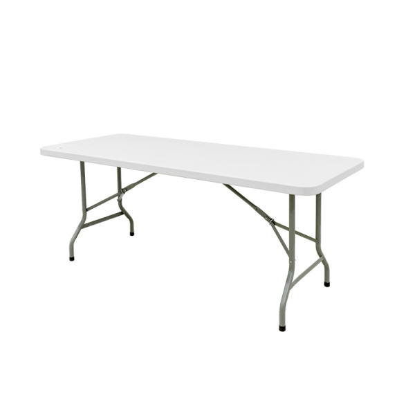6ft one piece table top plastic table