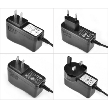 Power Adapter With Battery Backup