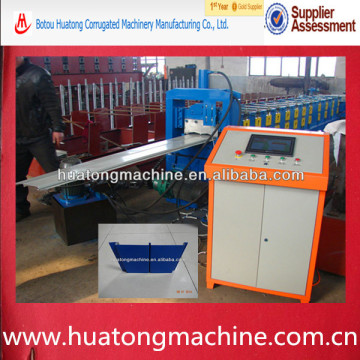 Steel Siding panel Metal step Roll forming making machine equipment
